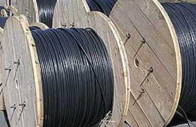 Наружный диаметр, вес силового и контрольного кабеля